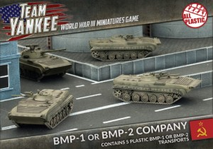 BMP-1 OR BMP-2 COMPANY (PLASTIC)