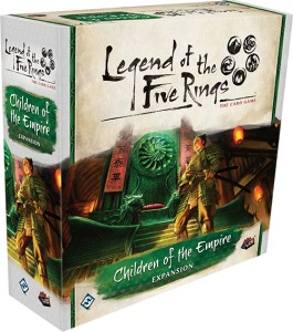 Children of the Empire Premium Expansion: L5R LCG