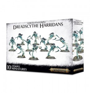 NIGHTHAUNT DREADSCYTHE HARRIDANS