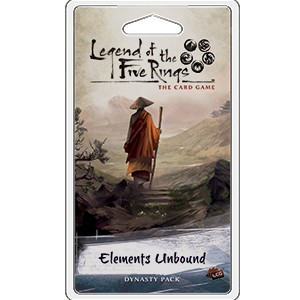 Elements Unbound Expansion Pack: L5R LCG [ANG]