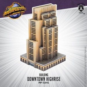MONPOC BUILDING - DOWNTOWN HIGH RISE