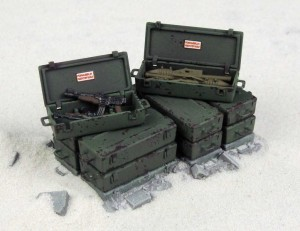 AK47 & RPG SSU WEAPON CRATES SET