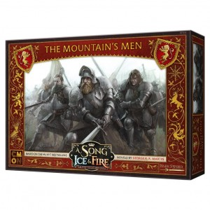 LANNISTER MOUNTAIN'S MEN: A SONG OF ICE AND FIRE EXP.