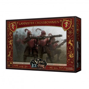 LANNISTER CROSSBOWMEN: A SONG OF ICE AND FIRE EXP.