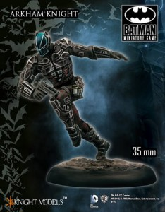 ARKHAM KNIGHT (METAL)