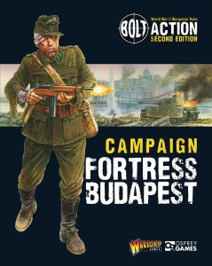 Fortress Budapest Campaign Book