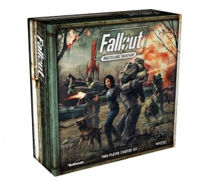 Fallout: Wasteland Warfare - Two Player Resin Starter Set (ŻYWICA)