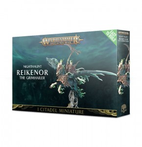 ETB: NIGHTHAUNT REIKENOR THE GRIMHAILER