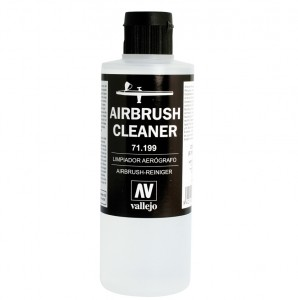 AIRBRUSH CLEANER 200 ML.