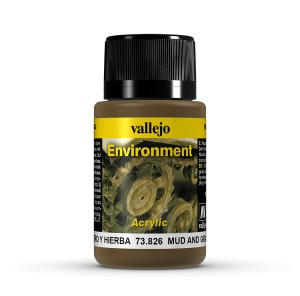ENVIRONMENT - MUD AND GRASS EFFECT 40ML.