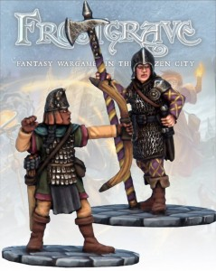 FROSTGRAVE CAPTAINS III