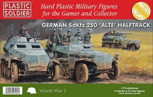 1/72nd 250 Alte Halftrack
