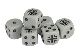 German Dice Set (6)