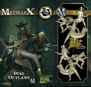 DEAD OUTLAWS (BOX OF 3)