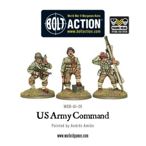 US Army Command