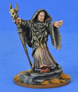 Pagan Priest Three - The Seer