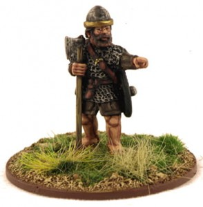 Irish Warlord with Dane Axe
