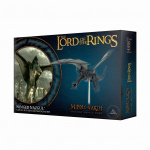 LORD OF THE RINGS: WINGED NAZGÛL
