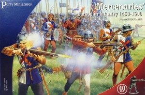 'MERCENARIES' EUROPEAN INFANTRY 1450-1500