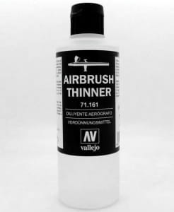 AIRBRUSH THINNER 200 ML.
