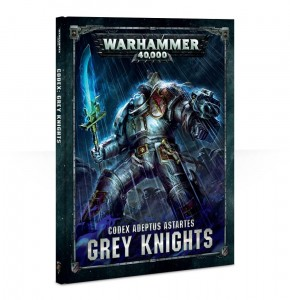 CODEX: GREY KNIGHTS (HB) (ENGLISH)