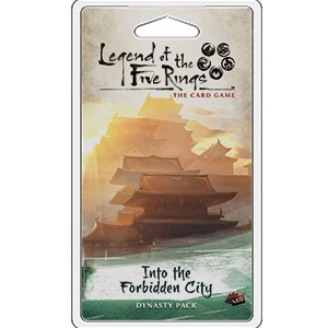 Into the Forbidden City Expansion Pack: L5R LCG [ANG]
