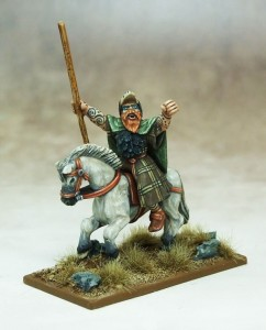 Mounted Pagan Priest (Pony)