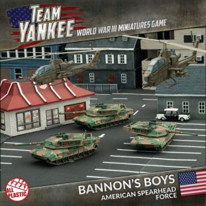BANNON'S BOYS - ARMY DEAL 2017 (PLASTIC)