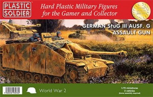 1/72nd Stug IIIG Assault Gun