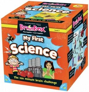 BRAINBOX ENG - MY FIRST SCIENCE