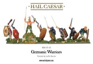 GERMANIC WARRIORS [MADE TO ORDER]