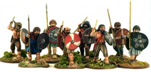 Irish Bonnachts (Warriors)