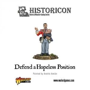 DEFEND A HOPELESS POSITION (HISTORICON 2015)