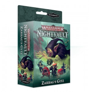 WH UNDERWORLDS: ZARBAG'S GITZ (ENGLISH)