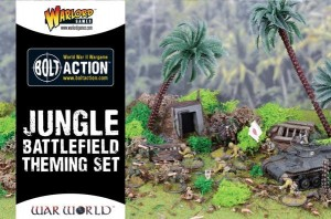 JUNGLE BATTLEFIELD THEME SET