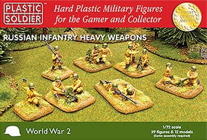 1/72nd Russian Heavy Weapons