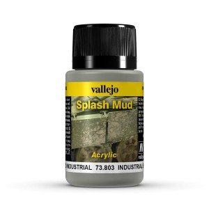 SPLASH MUD - INDUSTRIAL SPLASH MUD 40 ML.