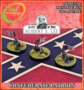 CONFEDERATE PATROLS