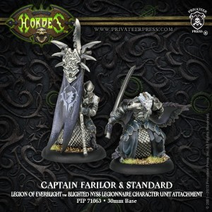 LEGION CAPTAIN FARILOR & STD BLIGHTED NYSS LEGIONNAIRE (2)