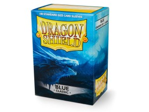 DRAGON SHIELD BLUE CLASSIC (100SZT.)