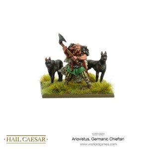 ARIOVISTUS, GERMANIC CHIEFTAN [MADE TO ORDER]