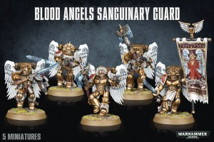 BLOOD ANGELS SANGUINARY GUARD
