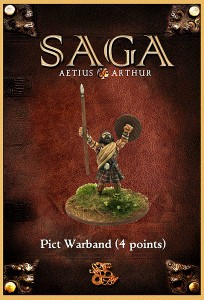 Pict Starter Warband (4 points)