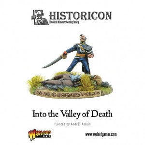 INTO THE VALLEY OF DEATH + 17TH REGIMENT SET