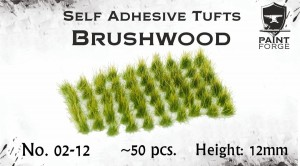 BRUSHWOOD 12MM