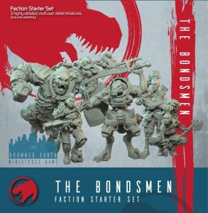 BONDSMEN FACTION STARTER BOX