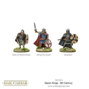 SAXON WARLORDS 9th Century