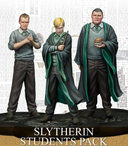 SLYTHERIN STUDENTS (HPM)