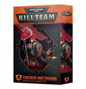 KILL TEAM COMMANDER: CRASKER MATTERZHEK (ENG)