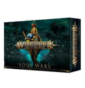 AGE OF SIGMAR 2.0: SOUL WARS STARTER SET